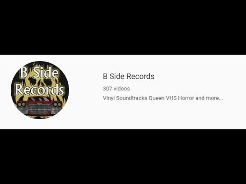 B Sides Records - Stranger Things contest