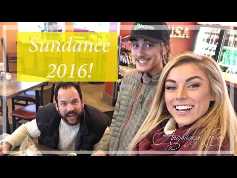 My first Time At Sundance Film Festival!