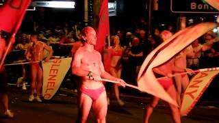 Sydney Gay and Lesbian Mardi Gras Parade 2018 vlog