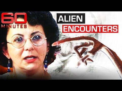 People who believe they were abducted by alien spaceships | 60 Minutes Australia
