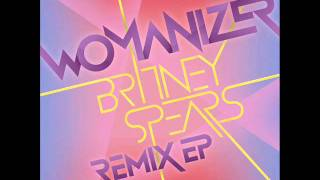 Britney Spears - Womanizer (Kaskade Remix) (Audio)