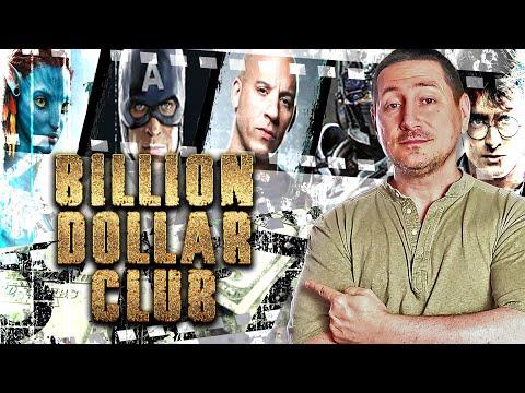 Ranking All 46 Movies In The Billion Dollar Club