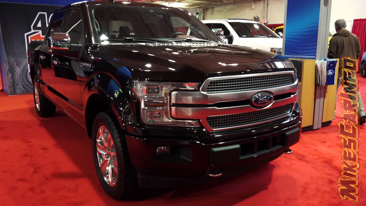 2018 ford job 1. interesting job 2018 ford f150 sneak peek to ford job 1