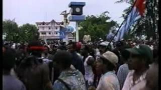 Raising West Papua