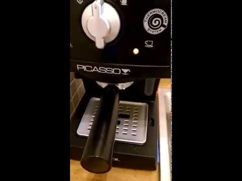 Prova caff Ariete Picasso 1365