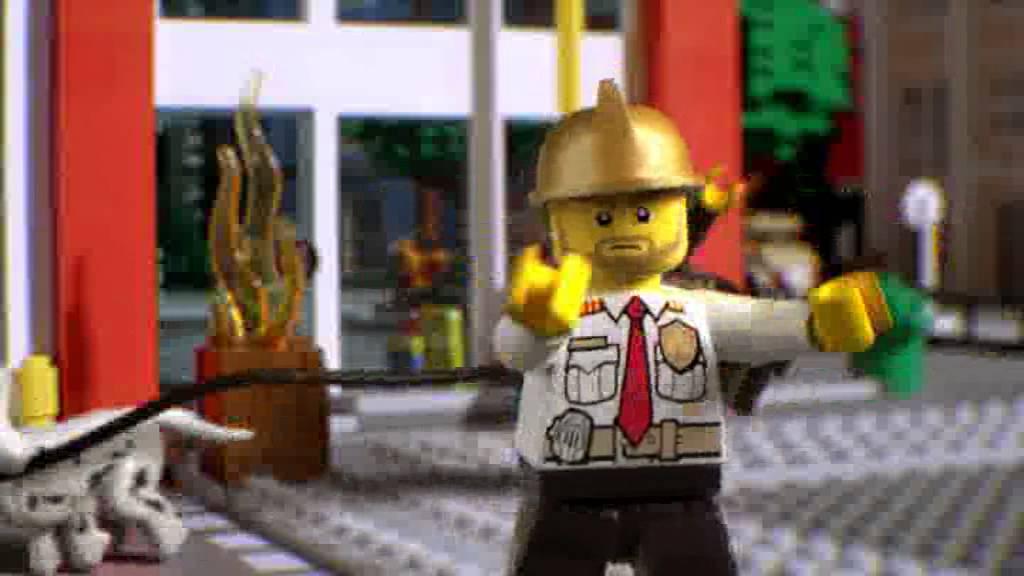 Lego City Fire Youtube