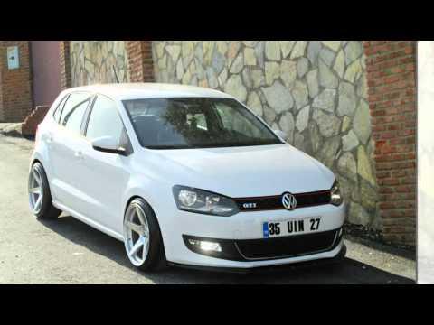 NAKRES AUTO TUNİNG VOLKSWAGEN POLO 1.6 TDİ (GTİ EDİT) - YouTube