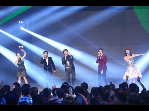 LK I Was Here - Born This Way - Thanh Bùi - Ya Suy - Uyên Linh - Văn Mai Hương - Quốc Thiên