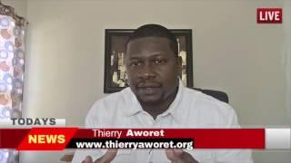 les 5 principes qui t'aideront dans la vie par Thierry Aworet