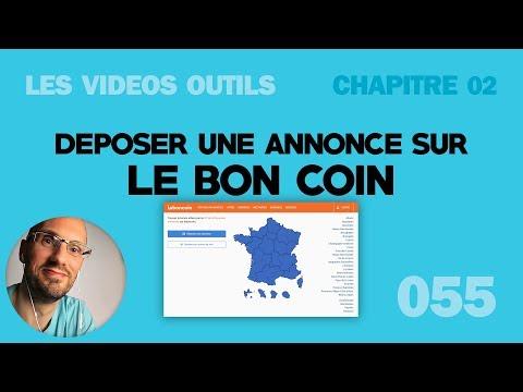 Comment Mettre Une Annonce Sur Le Bon Coin 2018 Youtube