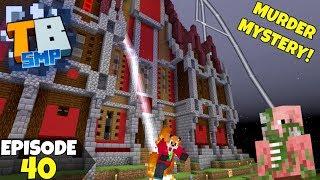 Truly Bedrock Episode 40! Halloween MYSTERY (Spooky)! Minecraft Bedrock Survival Let's Play!