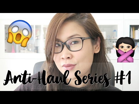 黑咪Review | 滅火篇 Ft. Lancome + YSL + Tom Ford + bareMinerals | Anti-Haul #1