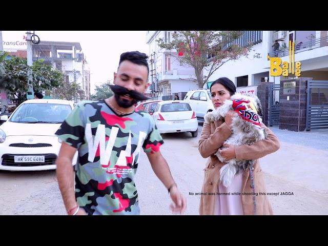 Unwanted JAGGA Kidnaps Sara Gurpal's Dog - Aloo Bhaiya || Balle Balle TV