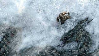 Убиваем легендарного дракона в The Elder Scrolls V:Skyrim