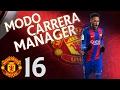 """BIENVENIDO NEYMAR!"" #16 Modo Carrera ""MANCHESTER UNITED"" FIFA 17"
