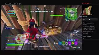 fortnite GRINDING  in creative