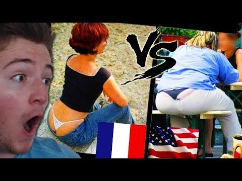 FRANCE VS USA : LE CLASH ! #TwitterFrVsTwitterUs