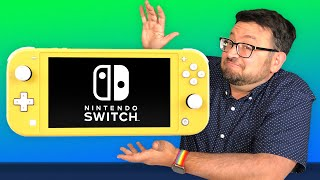 Download What it's like to play Nintendo Switch Lite Mp3 and Videos