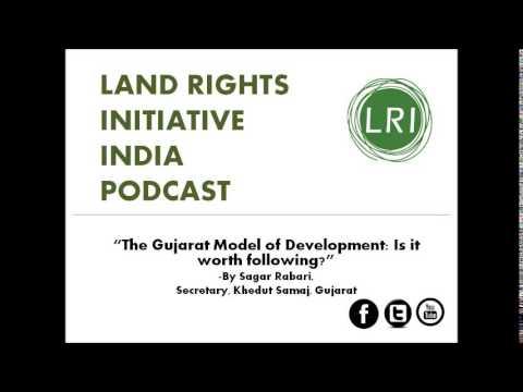 4.2: LRI speaker series: Talk 2, Gujarat model of development by Sagar Rabari, 20 April 2015