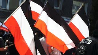 Ausschreitung und Festnahmen: DIE RECHTE und LINKE demonstrieren in Wuppertal | 20.04.2019