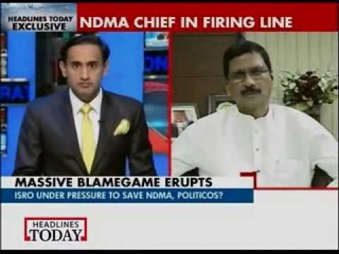 Interview with Rahul Kanwal Headlines Today