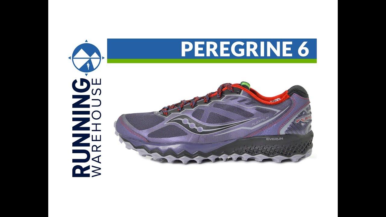 saucony peregrine 6