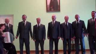 библиотека Никитина, хор Ветеранов, Танго. Камертон