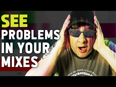 Spectrum Analyzer | Audio Mixing Tips | How To See Your Problems