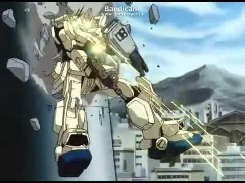 ガンダム第08MS小隊 シロー・アマダ 「倍返しだ!」1996年OVA