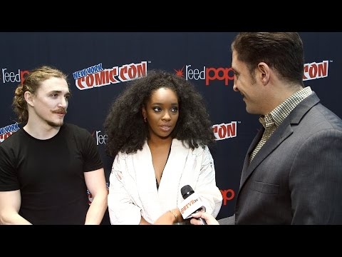 Kyle Gallner & Christina Jackson on