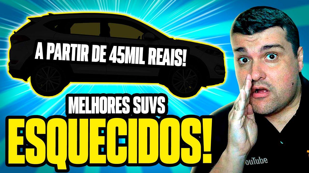 SUVs EXCELENTES que VOCÊ ESQUECEU!
