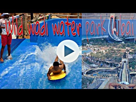 Craziest ride in Dubai | Wild Wadi water park | world scary ride in Dubai | RJ DIPAK