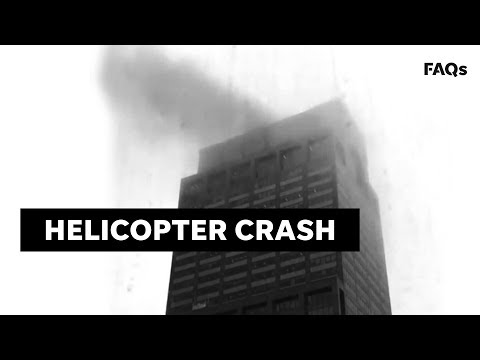 Helicopter NYC crash: An inside look at chopper safety  | Just The FAQs