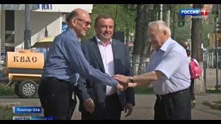 Ветераны Марийского комсомола рассказали о деятельности ВЛКСМ в нашем регионе
