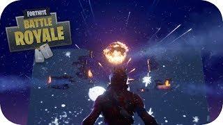 NOUVEAU Fortnite Battle Royale Saison 4 Intro Cutscene (fr) NOUVEAU Skins et Meteor Hitting!