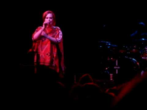 Adele - Tired (Live in Tempe Arizona @ The Marquee Theater) 1/2