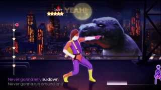 Cover images Never Gonna Give You Up (Just Dance 4) *5