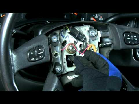 Fuse Diagram For 2000 Chevy S10 Grant Steering Wheel Install On Gm Trucks Youtube