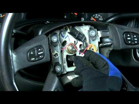 Grant Steering Wheel Install on GM Trucks  YouTube