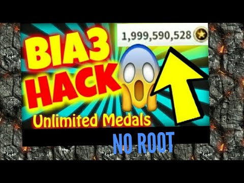 How To Modify Medal In BIA3 (without Root) In Hindi