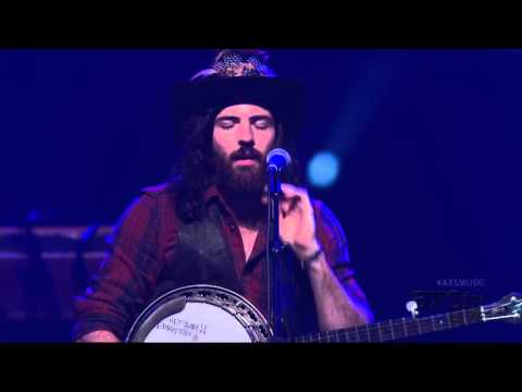 Avett Brothers at Warren Haynes Xmas Jam - Best Ever Performance