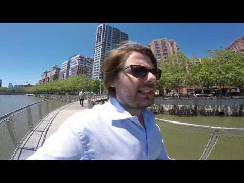63- Il nostro tour di Hoboken e il Boss delle torte