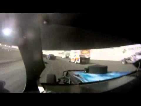 IMCA Sportmod Feature @ Aztec Speedway 7-2-11 (Par...