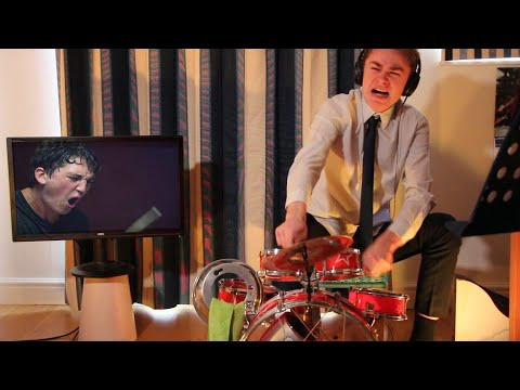 Whiplash Ending But It's Played On A $5 Drum Kit