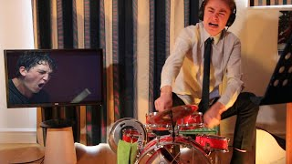 Whiplash ending but it 39 s played on a 5 drum kit