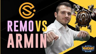 WC3 - SCILL Silver Cup #17 - Grand Final: [UD] Remodemo vs. ArminvB [ORC]
