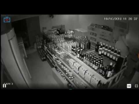 Bandidos assaltam Loja de Bebidas em Pedras de Fogo