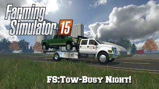 FS Towing: Busy Night!