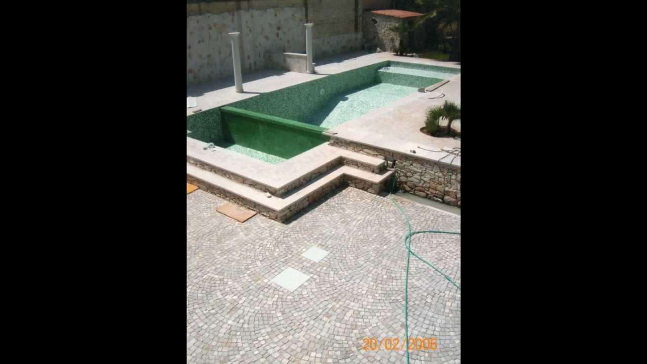 Plm pavimenti per esterni interni in pietra sampietrini - Piastrelle per rivestimenti esterni ...