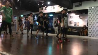 20150822-HRC KIDS@忠孝館-MV(yuki老師)_EXO_Love me right(第一堂)